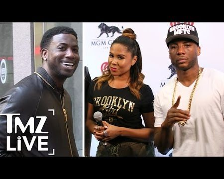 GUCCI MANE'S Savage Attack On THE BREAKFAST CLUB | TMZ Live TMZLive