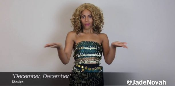 Killed It Woman Does Perfect Impressions Of RnB Divas Singing Christmas Songs! New Video