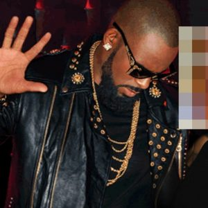 """Girl in R Kelly Tape Grown Up & Living With R Kelly (Allegedly) Her Name is """"Shorty"""" Lailah"""